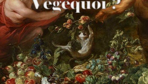 Du végétarisme de Pythagore au véganisme d'aujourd'hui, VÉGÉQUOI ? Première de couverture pour Web